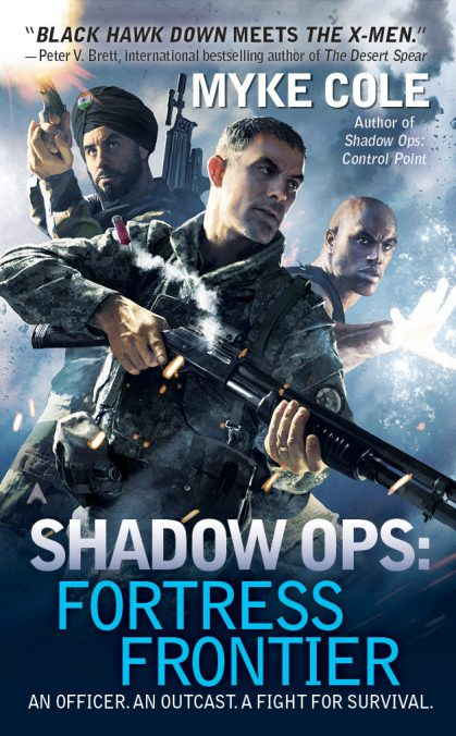 Shadow Ops: Fortress Frontier by Myke Cole