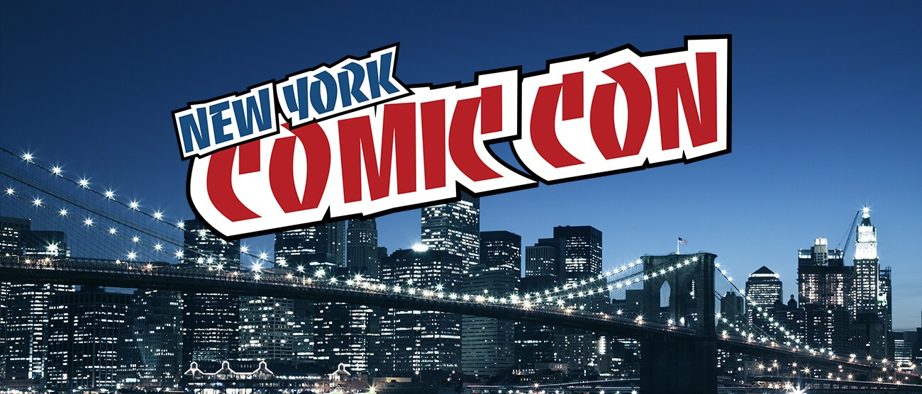 New York Comic Con Schedule!