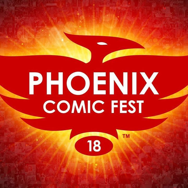Myke's Phoenix Comic Fest (and Elevengeddon) Schedule!
